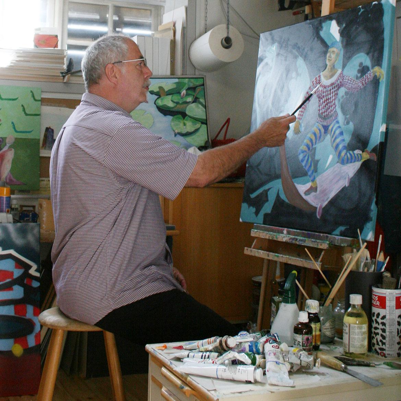 Akrylmaling og papmaché - Kreativ sommerdaghøjskole