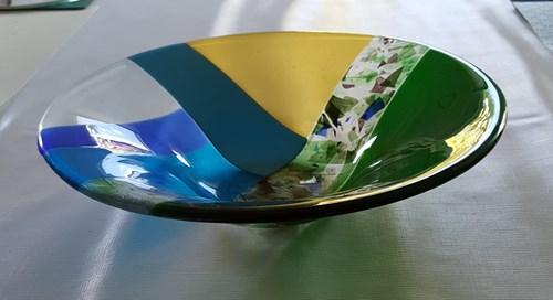 Kreativ Glaskunst - Kreativ sommerdaghøjskole