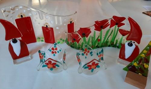 Kreativ glaskunst